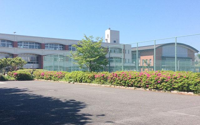 市立南中学校