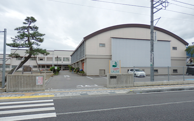 戸倉小学校