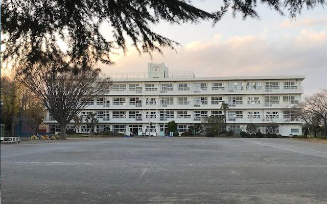 布佐小学校