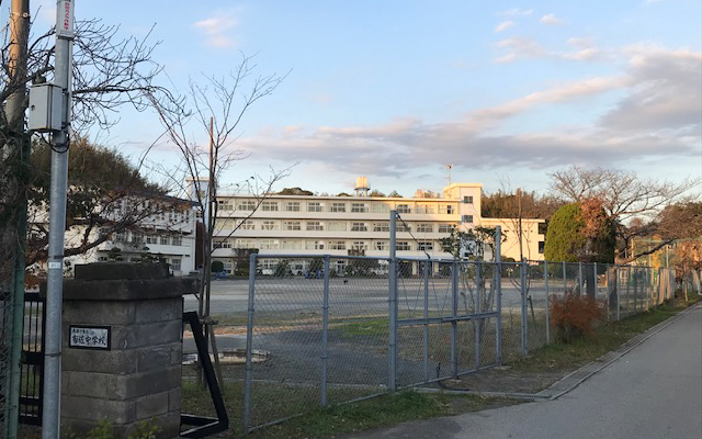 布佐中学校