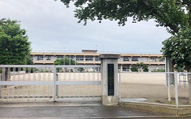 上大津東小学校