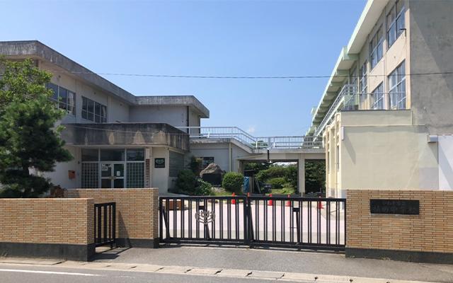 市立植田中学校