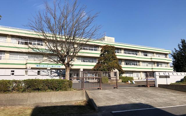 乙戸小学校