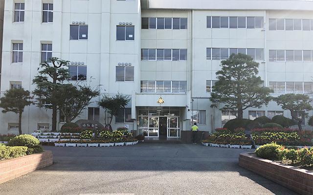土浦第三中学校