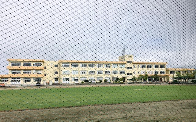 井栗小学校
