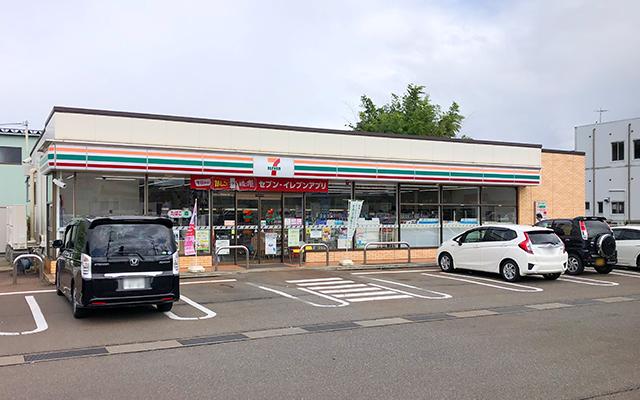 セブンイレブン塚野目店