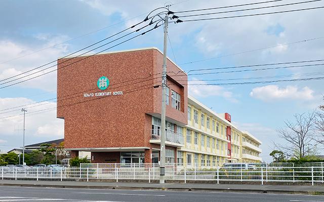 本庄小学校