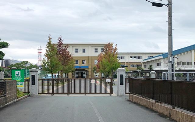 成章中学校