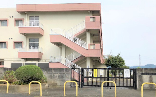 桐生市立東小学校