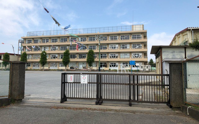 柏井小学校