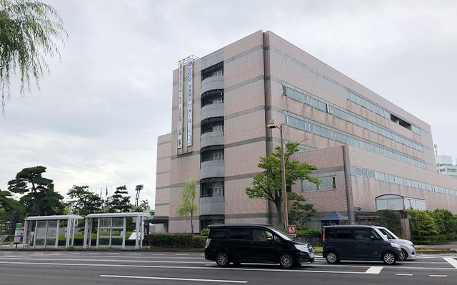 新潟市役所