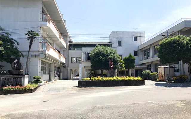小川中学校