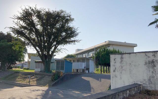 桐生市立天沼小学校