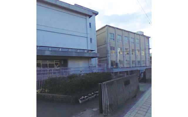 南足柄中学校