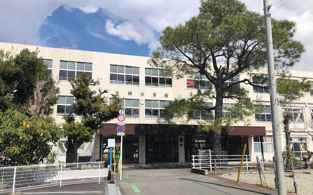 大岡中学校