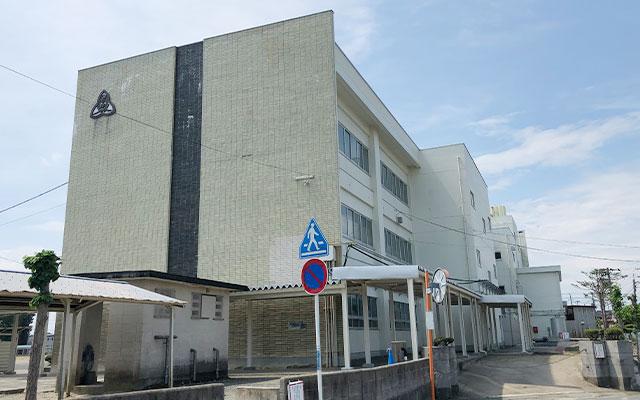 市立古川中学校