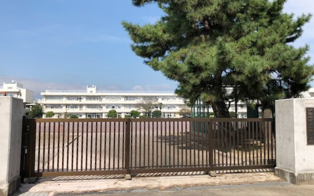 伊勢崎市立赤堀小学校