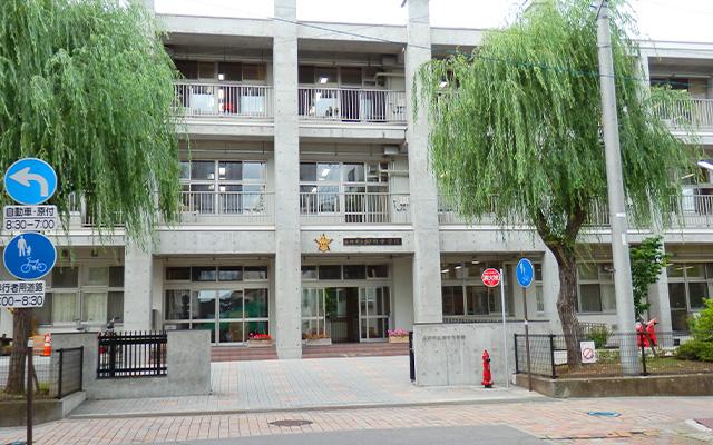 柳町中学校