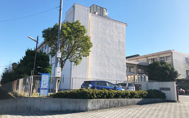 一身田中学校