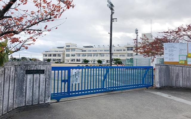 市立東四郎丸小学校