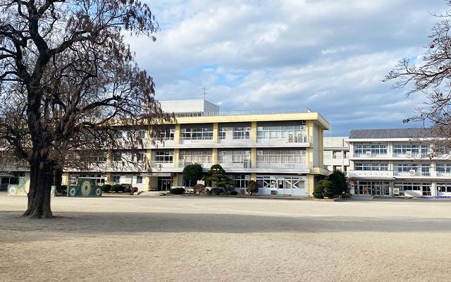 安中小学校
