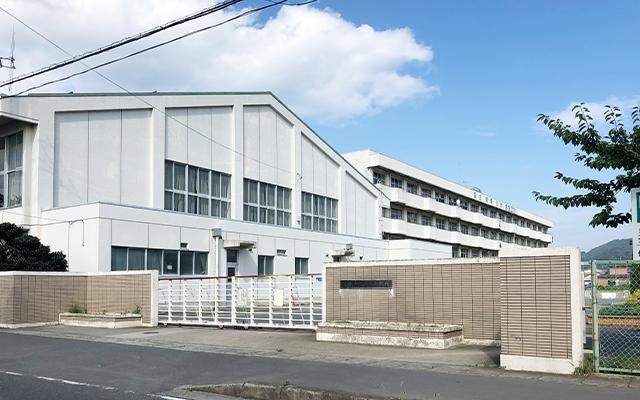 市立住吉中学校