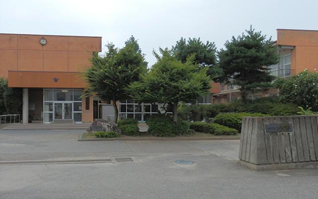 松代中学校