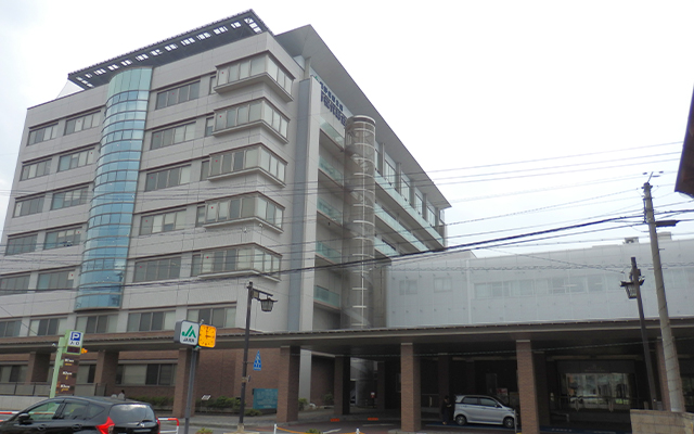 厚生連 長野松代総合病院