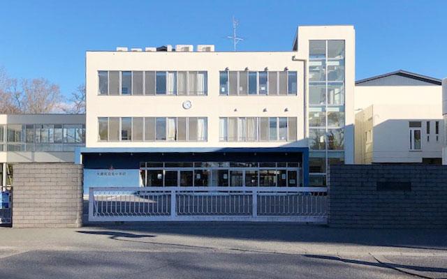 大泉町立北中学校