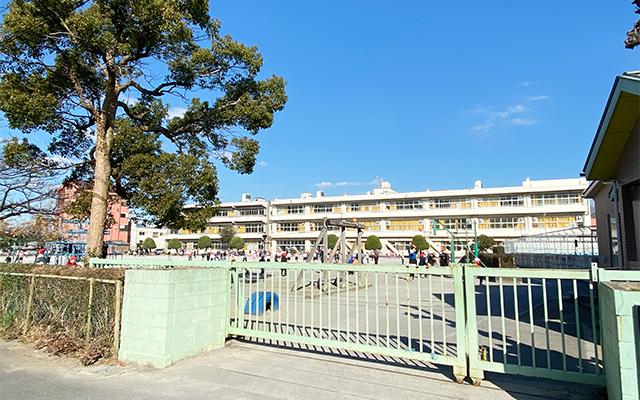 流山小学校