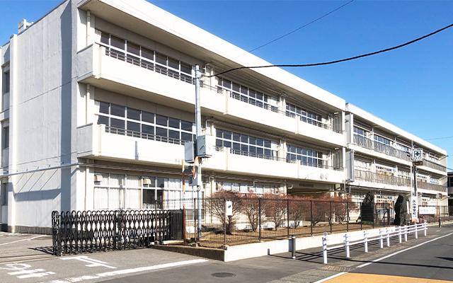 永山中学校