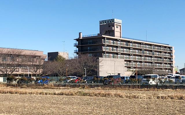 高名清養病院