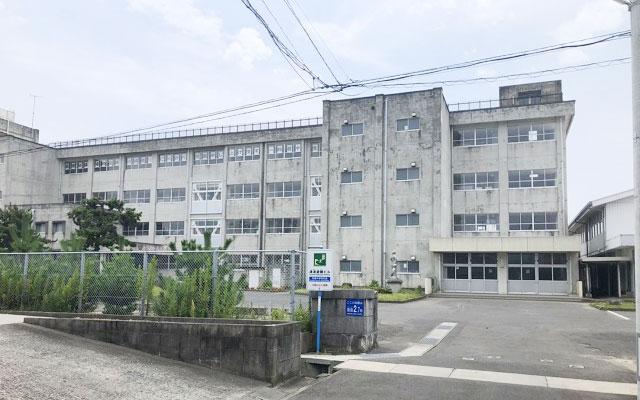 市立四倉中学校