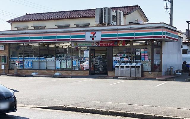 セブンイレブン東太田2丁目店