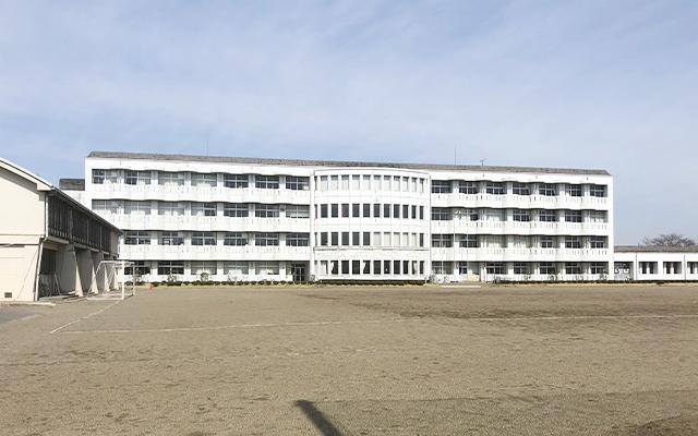 栃木南中学校