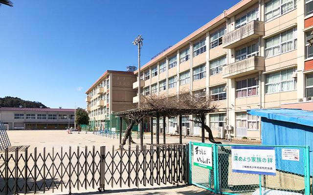 三輪南小学校