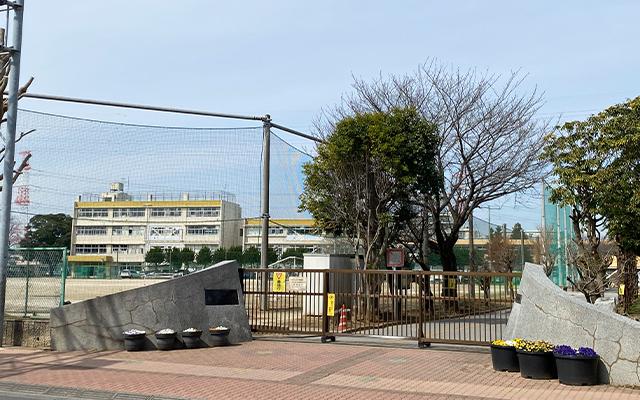 富勢中学校