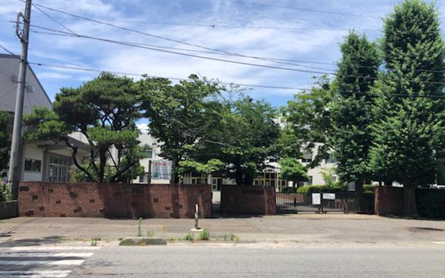 鶴ヶ島中学校