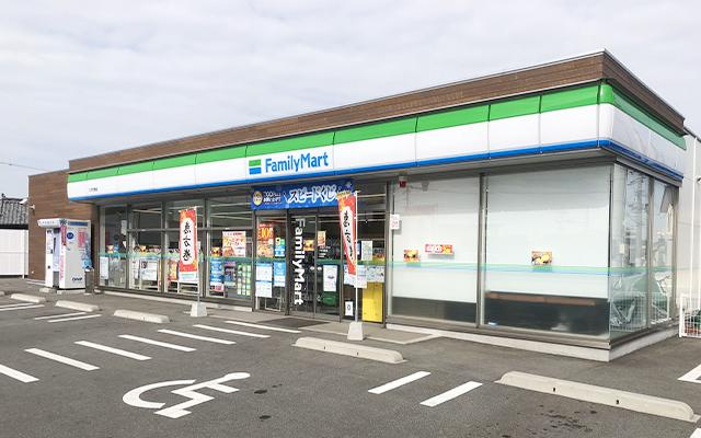 ファミリーマート八代竹原店
