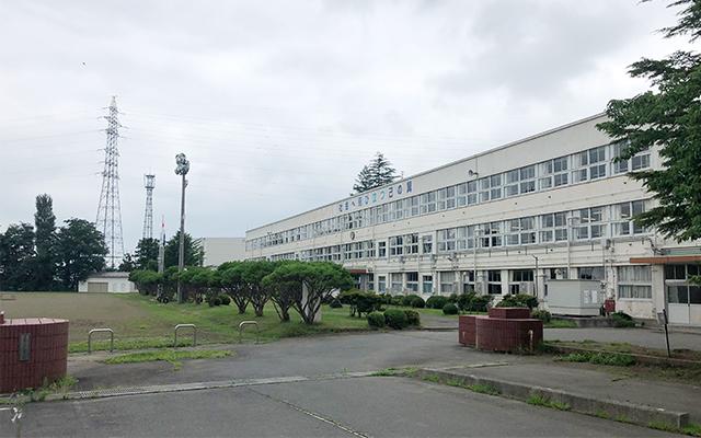 町立小牛田中学校