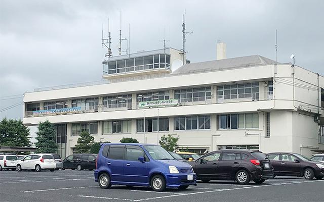 美里町役場