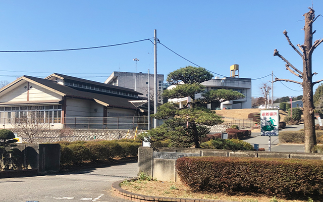 玉ノ岡中学校