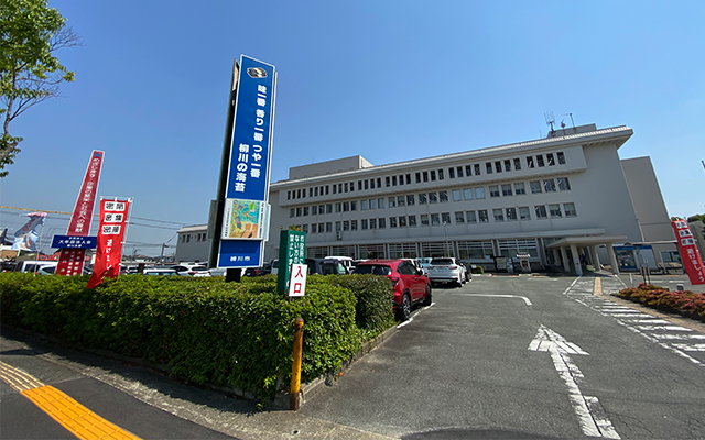 柳川市役所 柳川庁舎