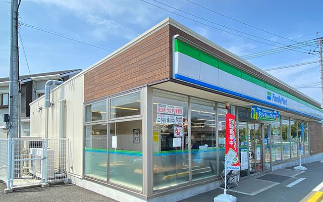 ファミリーマート柳川西浜武店
