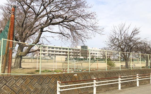 大平南中学校