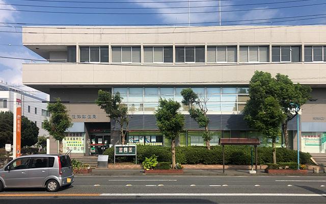 沼津郵便局