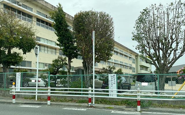 三蔵子小学校