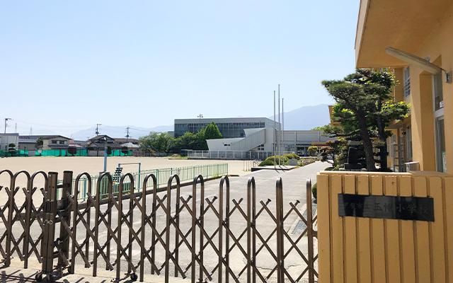 玉幡小学校