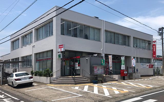 岐阜西郵便局