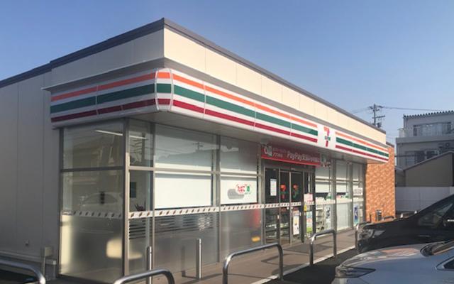 セブンイレブン 焼津本町3丁目店